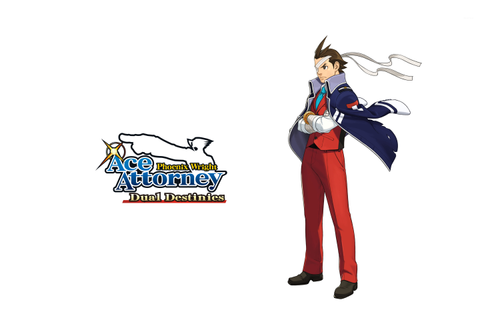 Phoenix Wright: Ace Attorney - Dual Destinies [3 ...