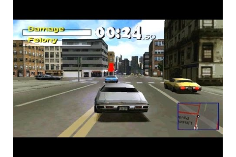 Driver 2 Game Review (PS1) (2000) (HD Gameplay) - YouTube