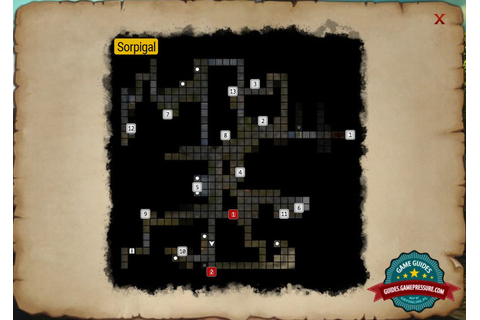 Sorpigal - map and quests | Act I - Sorpigal - Might ...