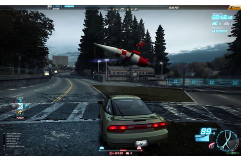 Need for Speed World (2010) Torrent - Black PC Games