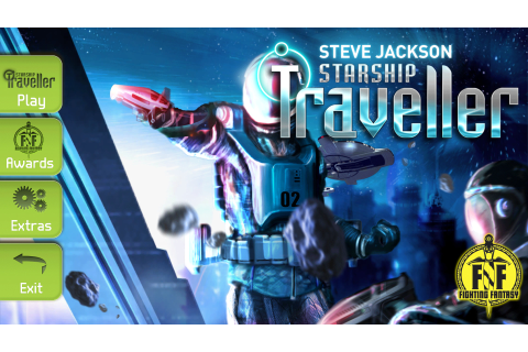 Download Starship Traveller Full PC Game