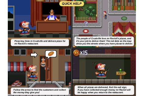 Panic In The Park Game Download - chanhighload
