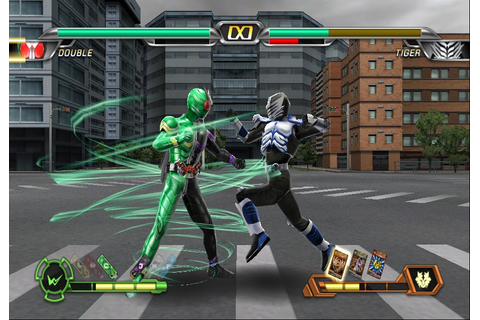 GAME : Kamen Rider: Climax Heroes