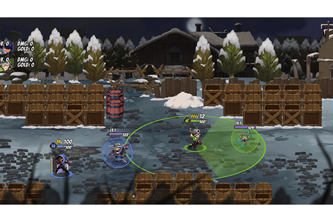 Rogue Legacy studio announces Full Metal Furies for Xbox ...