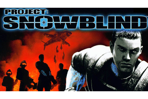 CGR Undertow - PROJECT: SNOWBLIND review for PlayStation 2 ...