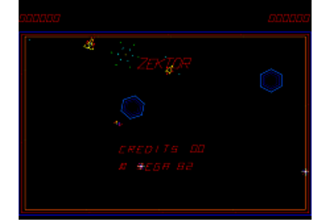 Zektor (revision B) - Mamepedia - all mame emulator games