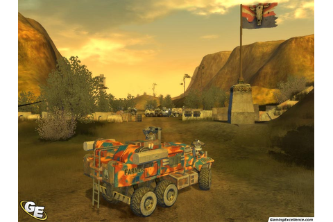 Hard Truck: Apocalypse - Rise of Clans - GamingExcellence