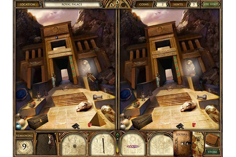 Curse of the Pharaoh: Napoleon's Secret ™ > iPad, iPhone ...