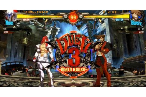 Guilty Gear Xrd Rev 2 - JGGH GamesJGGH Games
