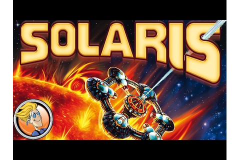 Solaris — game overview at Spielwarenmesse 2017 - YouTube