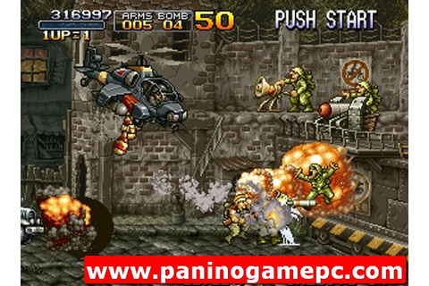 Metal Slug 5 Game Full Version (Mediafire) Top Download PC ...