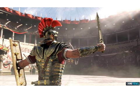 Ryse Son of Rome Gladiator Mode Trailer (Gamescom 2013 ...