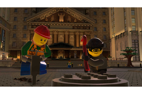LEGO® CITY Undercover on PS4 | Official PlayStation™Store US