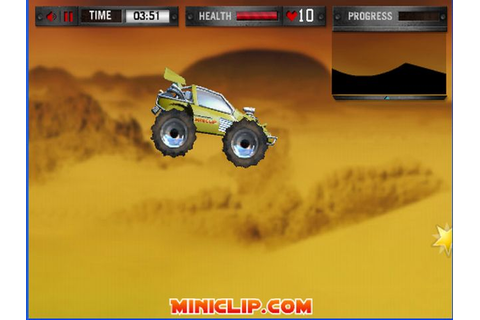 Play Dune Buggy Online game