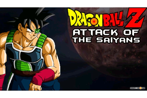 Dragon Ball Z Attack of the Saiyans OpenBOR - Download ...