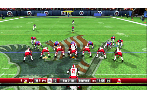 All Pro Football 2K8 - HD Gameplay Playstation 3 - YouTube