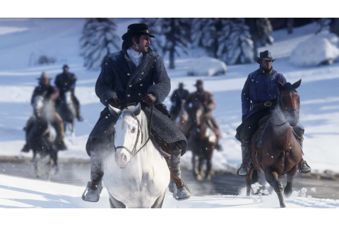 "Red Dead Redemption 2 Has Been Delayed From ""Spring"" to ..."