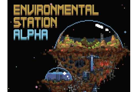 Environmental Station Alpha trailer - YouTube