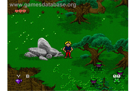 Young Merlin - Nintendo SNES - Games Database