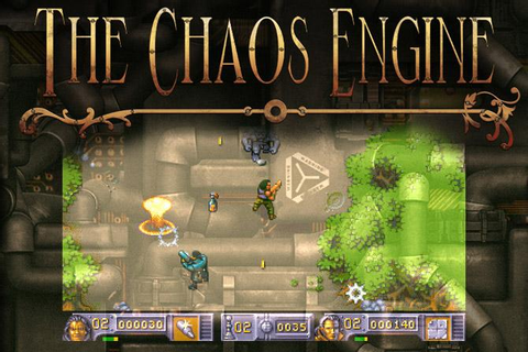 Classic steampunk shooter The Chaos Engine is getting a ...