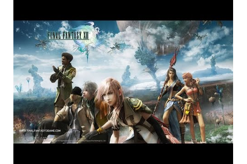 Final Fantasy XIII - PC Gameplay - YouTube