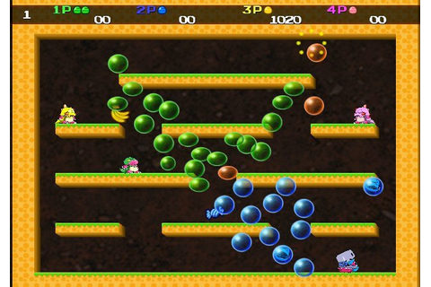 Bubble Bobble Plus! (WiiWare) News, Reviews, Trailer ...