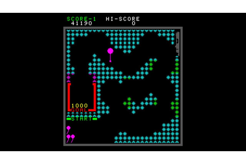 Arcade Longplay - Crazy Balloon (1980) Taito Corporation ...
