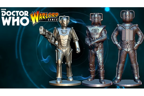 Wargame News and Terrain: Warlord Games: New Doctor Who ...