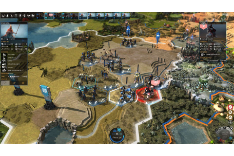 Thoughts: Endless Legend | The Scientific Gamer