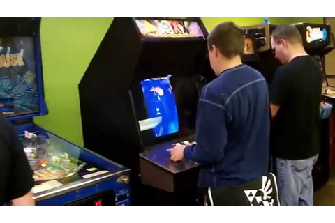 Video Game Rescue Arcade Preview Night 1 (pinball and more ...