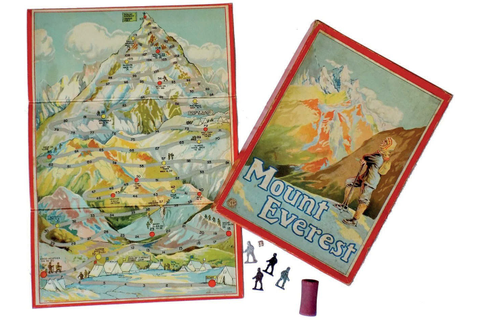 Mount your own Everest ascent | Antiques Trade Gazette