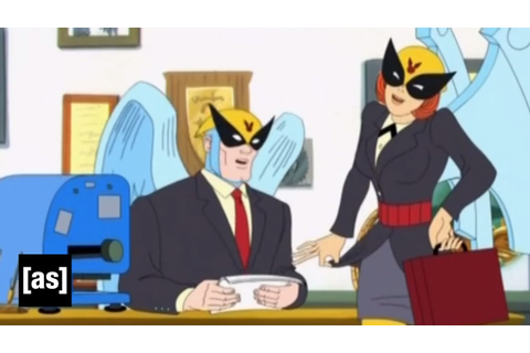Harvey Birdman | Harvey Birdman, Attorney At Law | Adult ...
