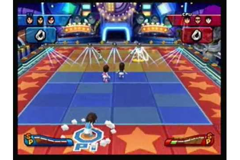 Mario Sports Mix- Volleyball Match 3-on-3 (Miis) Game 3 ...