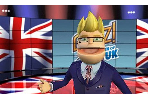 Game review: Buzz – Brain of the UK, for PS3, PS2 and PSP ...
