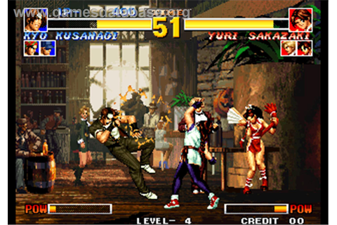 The King of Fighters '95 - Arcade - Games Database