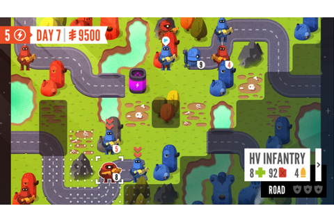 'Warbits' Review – War Never Changes – TouchArcade