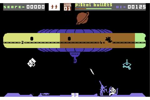 Download Cosmic Cruiser (Commodore 64) - My Abandonware