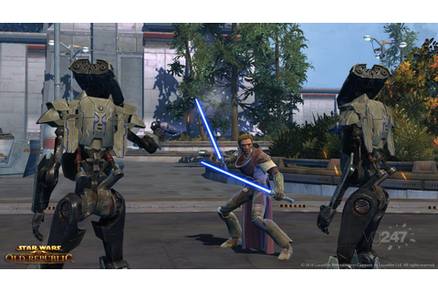 STAR WARS: The Old Republic - Any pictures of end-game ...