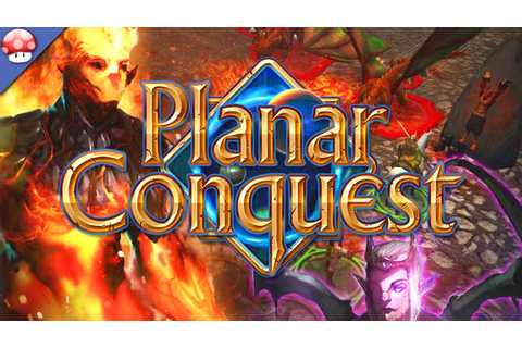 Planar Conquest Gameplay (PC HD) (Steam 4X Strategy Game ...