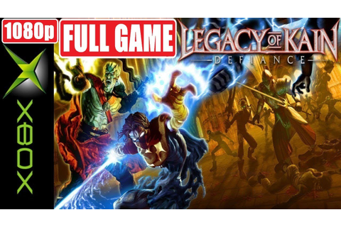 Legacy of Kain: Defiance | FULL GAME | 1080p [XBOX ...