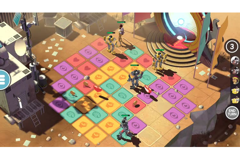 Ticket to Earth is an Immersive Puzzle RPG Strategy Mashup