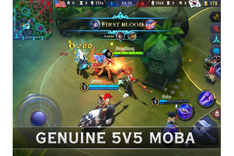 Mobile Legends: Bang Bang - Android Apps on Google Play