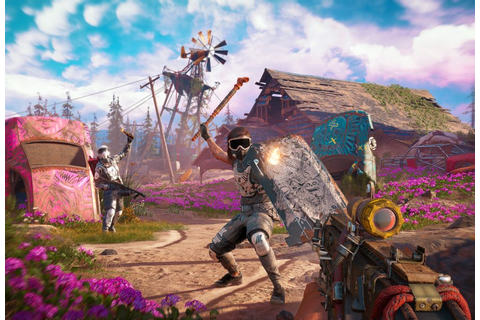 Far Cry: New Dawn announced at The Game Awards - Just Push ...