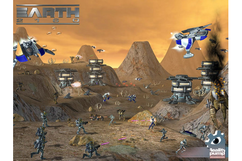 EARTH 2140 HD: FULL PC GAME FREE DOWNLOAD - PC GAMES ...