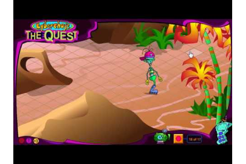 Cyberchase The Quest #3: Eco-Haven Emergency FINAL Part ...