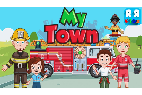My Town : Fire station Rescue (By My Town Games LTD) - New ...