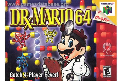 Dr. Mario 64 - Nintendo N64 - Games Database
