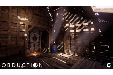 Obduction: The Next Step for Myst Creators