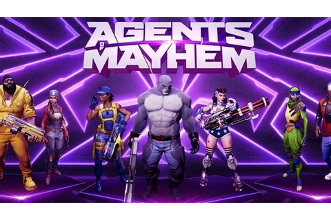 The Deliberate Diversity of Agents of Mayhem :: Games ...