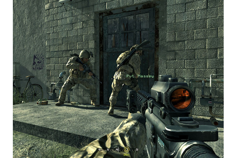 [1.44 GB] DOWNLOAD CALL OF DUTY MODERN WARFARE 4 FOR PC IN ...